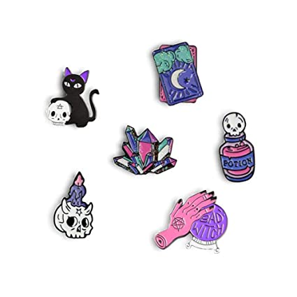 5pcs Colorful Dinosaur Badge Pin Clothing Decoration Accessories Children Backpack Badge Lapel Jacket Hat Jewelry Jewelry Gift Apparel Sewing & Fabric