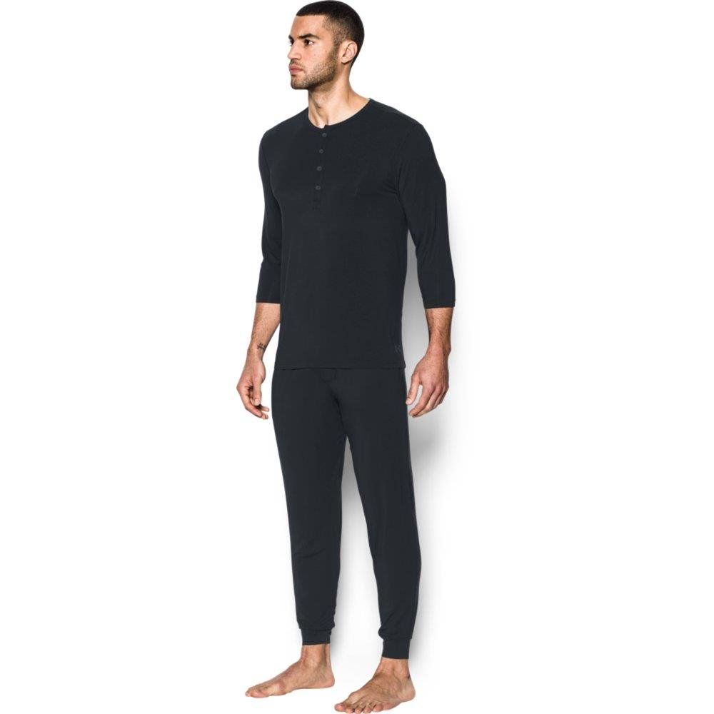 Under Armour Mens Ultra Comfort Athlete Recovery Henley Sleepwear Under  Armour Apparel 1300041 c847414c6