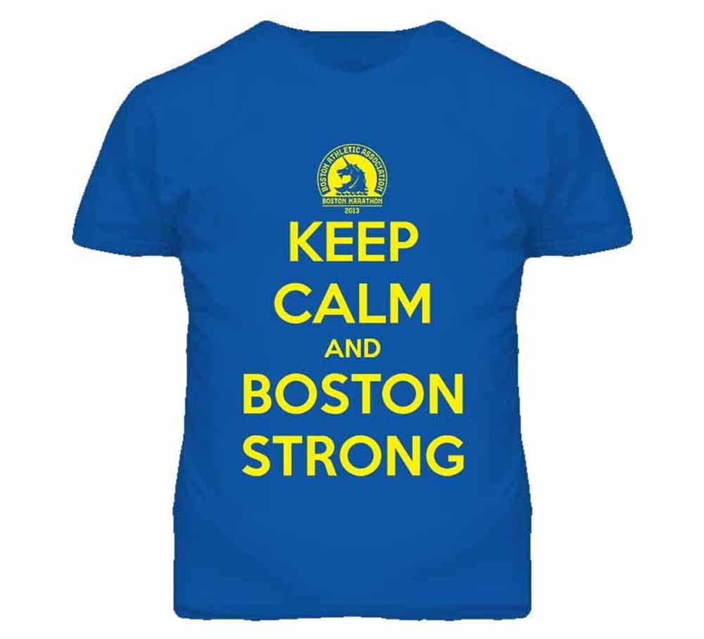Tshirt Bandits S Boston Strong Keep Calm T Shirt