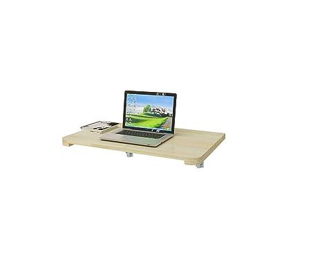 NYDZ Mesa para Colgar en la Pared Mesa de la computadora ...
