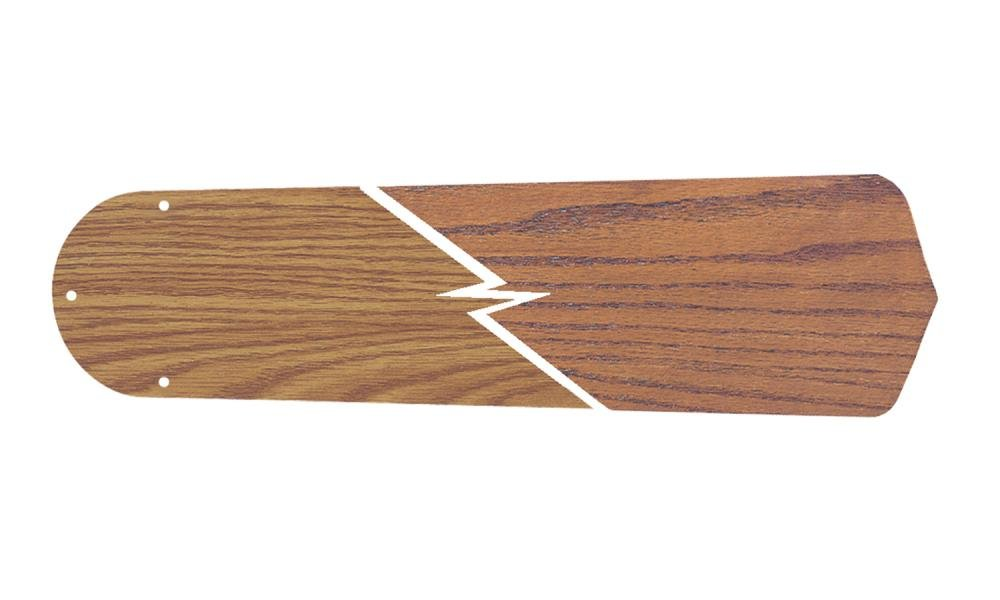Craftmade B552S-OWP Plus Series Ceiling Fan Blades, 52, Weathered Pine 52 Lumtopia