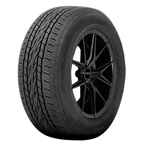 18 INCH CONTINENTAL CROSSCONTACT LX20 ECO 109H TIRE 255/55R-18 255 55R R18 (255 55r18 Continental)