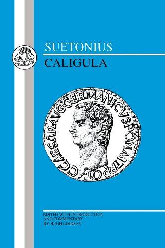Suetonius: Caligula (Latin Texts)