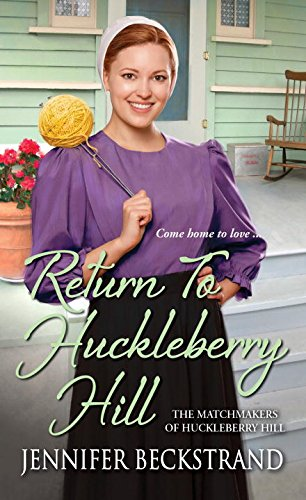 book cover of Return to Huckleberry Hill