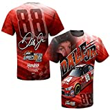 Dale Earnhardt Jr Sublimated Axalta Homestead Miami Last Ride NASCAR T-Shirt (Large)