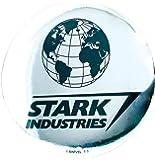 ティーズファクトリー マーベル/スターク・インダストリーズ 7.5×7.5×0.6cm マーベル 缶ミラー MV-5522647SI