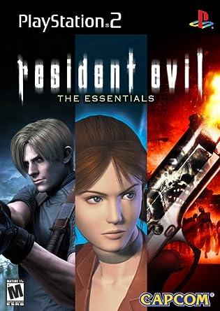 resident evil 4 ps2 game