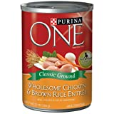 ONE Chicken and Brown Rice Adult Can Dog Food, 13 Oz