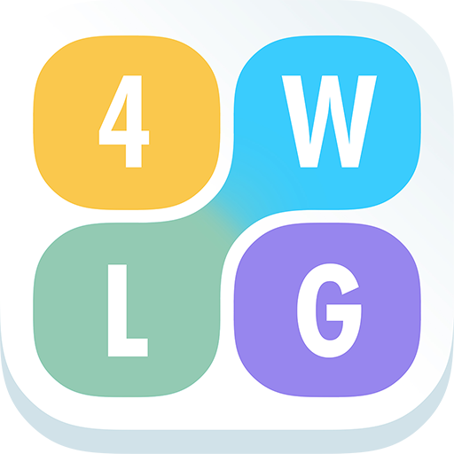 Four Word Link Game ()
