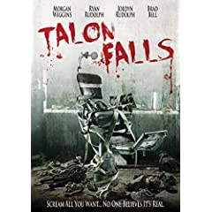 Talon Falls - a popular Halloween Scream Park turns in to a real life Horror - on DVD Oct. 17 from MVD