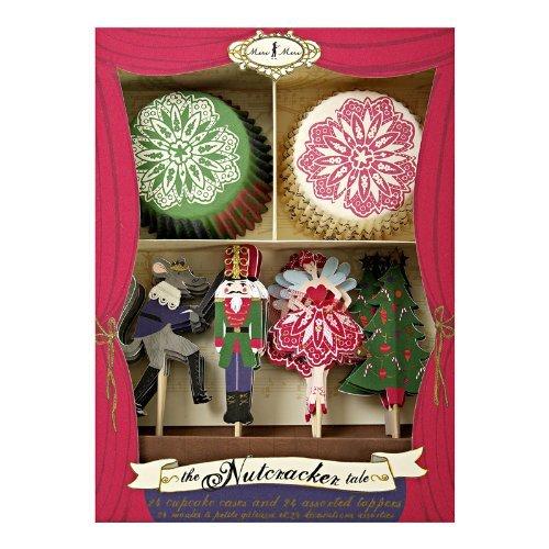 Nutcracker Baker (Meri Meri Nutcracker Cupcake Kit)