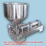 Yoli, Liquid or Paste Filling Machine, Pneumatic, Semi Filler, Single Head with Cylinder, Piston 1000ml,