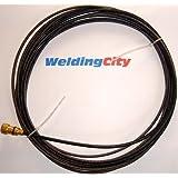 WeldingCity 2-pk Wire Liner 44315 (5/64″) 15-ft for Bernard Q/S MIG Welding Guns