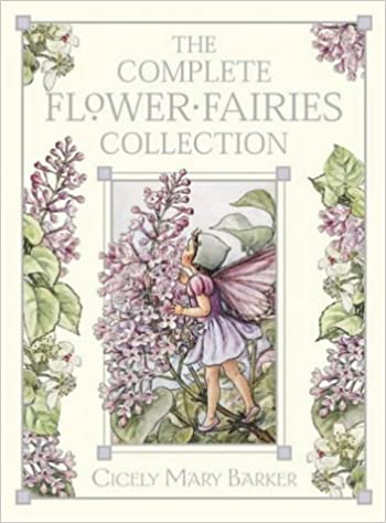The Flower Fairies Complete Collection Containing One Copy Each Of Eight Hardback Titles Spring Summer Autumn Winter Wayside Garden Alphabet