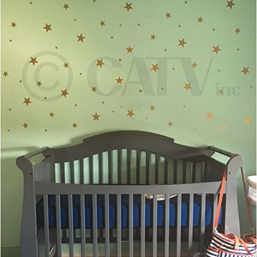 Stars-Assorted-Self-Adhesive-Wall-Pattern-Stickers