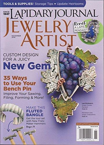 Jewelry Artist Magazine - 6