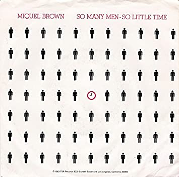 So Many Men, So Little Time: Miquel Brown: Amazon.es: Música