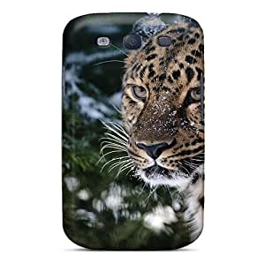 DaMMeke Scratch-free Phone Case For Galaxy S3- Retail Packaging - The Look
