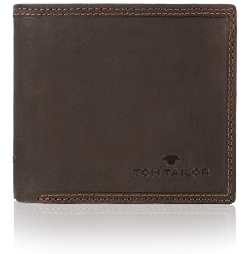 fold cm leather 5 with Tom tri Wallet Brown Terry Tailor slot 12 landscape ng1v0