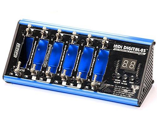 - Integy RC Model Hop-ups E2054 INDI Digital-03 Balance Discharger for Sub-C Ni-Cd & Ni-MH Packs
