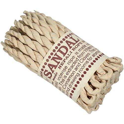 Incense Rope (Shamans Market Nepali Sandalwood Rope Incense)