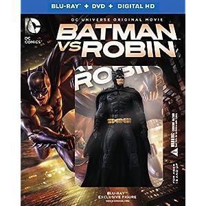 Batman vs. Robin (Blu-ray) (2015)