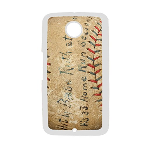 Price comparison product image Shells Abs Boys Thinness Printed Baseball For Nexus 6
