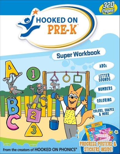 Hooked on Pre-K Super Workbook pdf