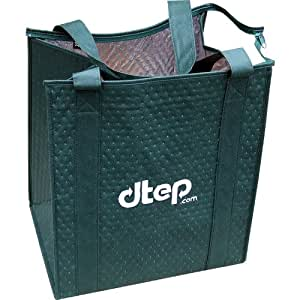 Amazon Com Therm O Tote Insulated Reusable Shopping Bag
