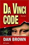 Da Vinci Code par Brown