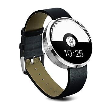 Amazon.com: DM360 Bluetooth Smart Watch Fashion Heart Rate ...