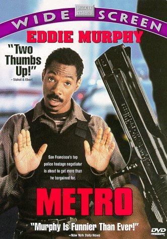 DVD : Metro (Widescreen)