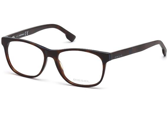 Diesel Brille » DL5198«, braun, 052 - braun