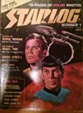img - for Starlog, August 1976, Volume 1, Number 1 book / textbook / text book