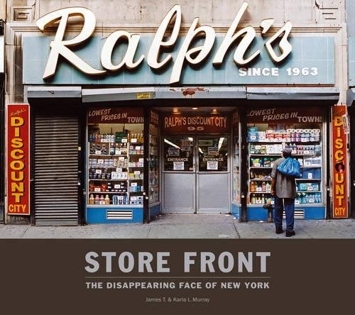 Store Front (Mini) - The Disappearing Face of New York