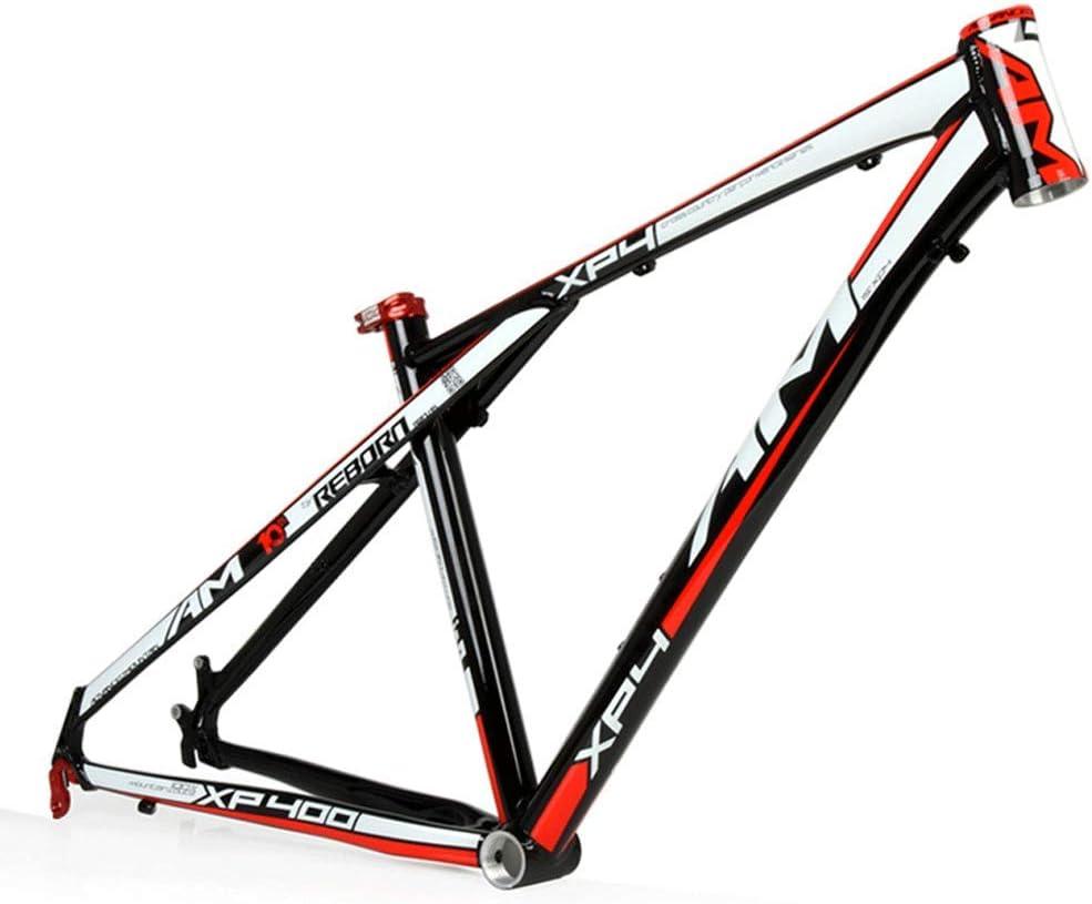 zyy Cuadros De Bicicleta XC Off-Road Montaña Bicicleta Estante Gama Alta Acero Elasticidad 26
