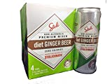 non alcoholic ginger beer - Stoli Diet Ginger Beer 4 - 12oz Cans