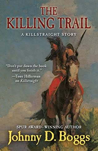 book cover of The Killing Trail