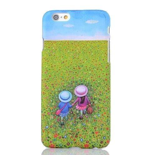 Monkey Cases® iPhone 6 - 4,7 Zoll - Buntes Kunststoff Case for iPhone 6 - Freundschaft - Handyhülle - ORIGINAL - NEU/OVP - Freunde