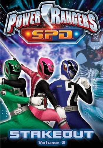 Power Rangers SPD: Stakeout  Vol. - Videos Ranger Spd Power
