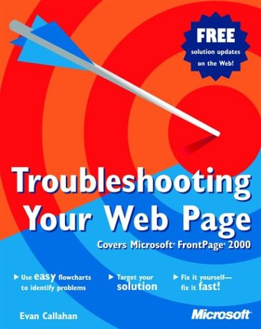 Troubleshooting Your Web Page (Eu-Undefined) ebook
