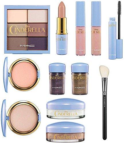 MAC Cinderella Collection 12 pieces New in boxes (Cinderella Makeup)