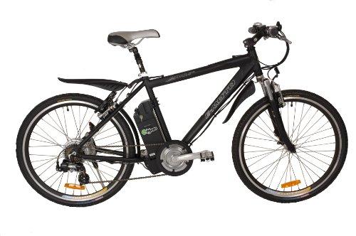 E Moto 1 0 Ridge 26 Volt Electric Trekking Bicycle Edgar Bikes Us Shop