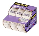 Scotch Gift Wrap Tape, 0.75 x 300 Inch, 3 Count (311)