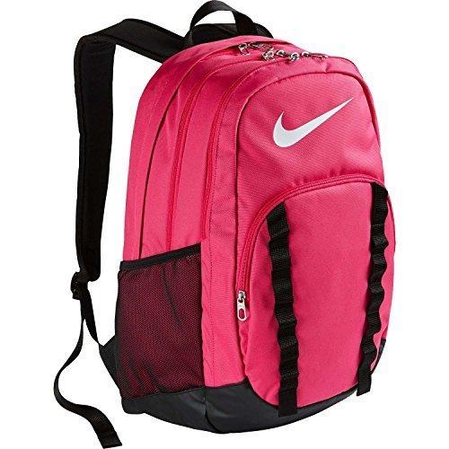 pink nike backpack