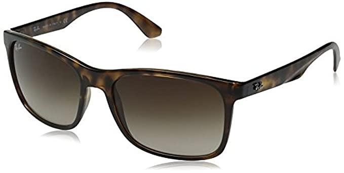 fa811477cb Ray-Ban RB4232 Sunglasses Havana   Brown Gradient 57mm   Cleaning Kit Bundle