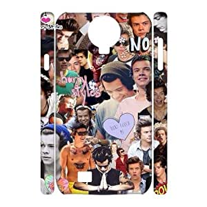 Personalized New Print Case for SamSung Galaxy S4 I9500 3D, Harry Styles Phone Case - HL-544298