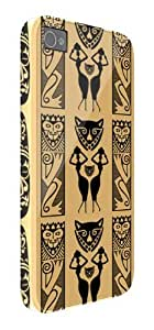 African Ethnic Pattern iPhone 5 / 5S protective case (image shows iPhone 4 example)