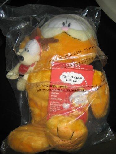 Garfield 25th Anniversary Limited Ed. Macy's Christmas Plush