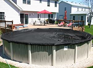 12 ft x 18 ft deluxe plus oval above ground swimming pool cover garden outdoor for 12 ft above ground swimming pools